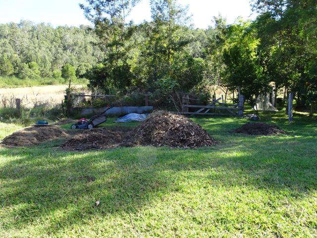 Composts 1, 2, 3 & 4